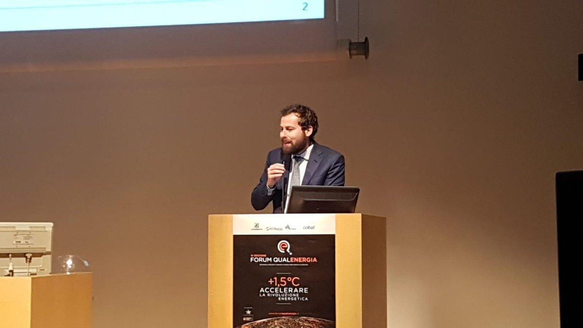 Elemens speaker al Forum Qualenergia