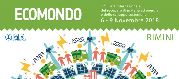 Elemens in vari convegni a Ecomondo – Key Energy 2018