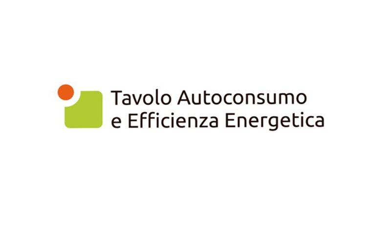 Avvio Tavolo Autoconsumo 2019