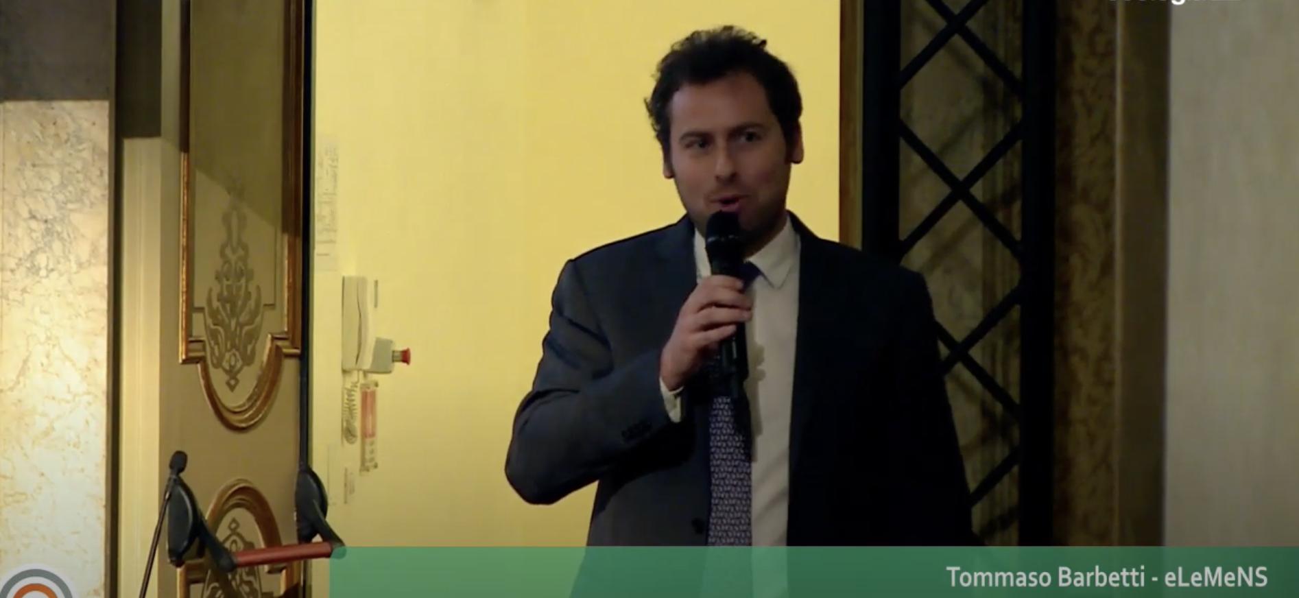 """""""Roadmap e Policy per anticipare la completa decarbonizzazione al 2040"""" - Studio Elemens per Legambiente"""